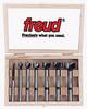 Freud HSS Forstner Bit 7-Piece Set