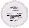 "Freud Plastic-cutting Industrial Saw Blade, 10"" x 80T"
