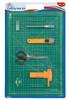 Alvin Cutting Mat 6-Piece Kit