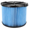 Ridgid Qwik Lock Fine Dust Vacuum Filter for 3-4.5 Gallon