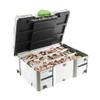 Festool Domino DF 500 Tenon Assortment Systainer