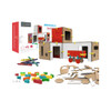 3Dux Design Fire Station Architecture Kit