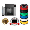 Afinia H+1 3D Printer Kit with Filament & Warranty