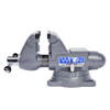 "Wilton Tradesman 1755 Vise, 5-1/2"" Jaw Width, 5"" Jaw Opening, 3-3/4"" Throat Depth"
