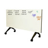 "CEF Dry Erase Tilt Table, 30""W x 72""L"