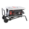 """SawStop 10"""" Jobsite Saw PRO with Mobile Cart Assembly, 1.5 HP, 120V"""