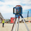 Bosch REVOLVE2000 Self-Leveling Horizontal/Vertical Rotary Laser Kit