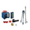 Bosch REVOLVE2000 Self-Leveling Horizontal Rotary Laser Kit