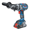 "Bosch 18V EC Brushless Connected-Ready Brute Tough 1/2"" Drill/Driver"