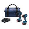 Bosch 18V 2-Tool Combo Kit GXL18V-233B25