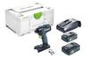 Festool 18V Cordless Impact Drill TID 18 HPC 4,0 I-Plus