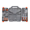 """Crescent 150-Piece 1/4"""" and 3/8"""" Drive 6 Point SAE/Metric Professional Tool Set"""