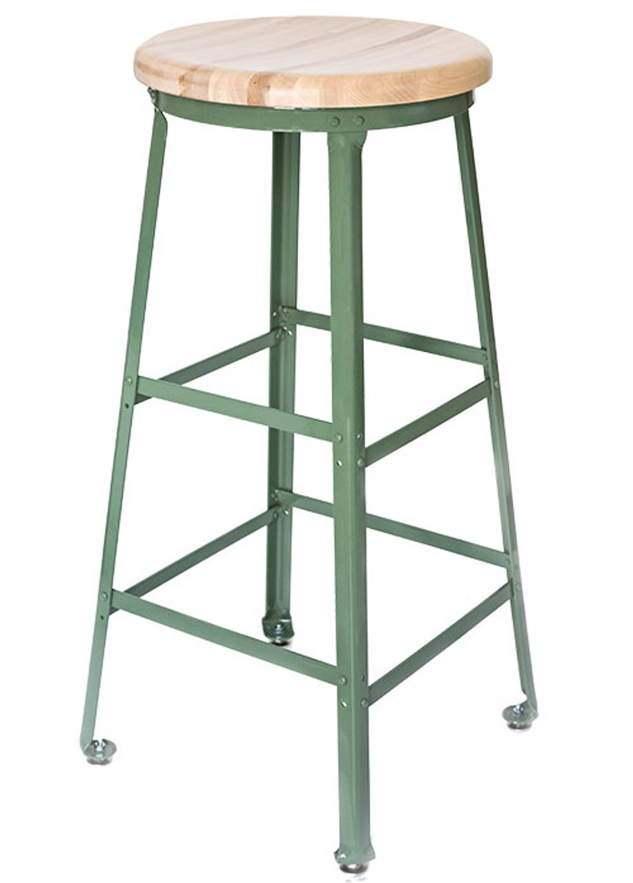 Superb Montisa Learning Angle Steel Stools Wood Seat 26 Gmtry Best Dining Table And Chair Ideas Images Gmtryco