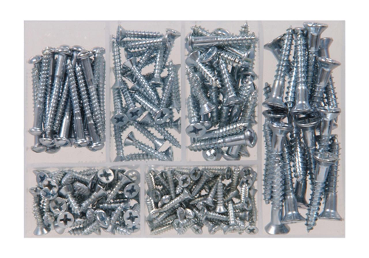 HILLMAN 10X1-3//4 Wood Screw
