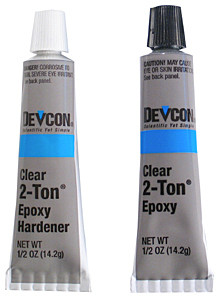 Devcon 2-Ton Epoxy Glue - Midwest Technology Products
