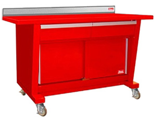 """Shure Maple Top Mobile Work Bench, 60""""L x 24""""D x 34""""H"""