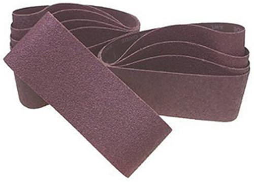"""Porter Cable Sanding Belts, 2-1/2"""" x 14"""", 80 Grit"""