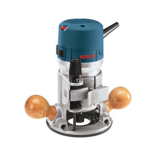 Bosch 2-1/4 HP Standard Handle, Fixed Base Router