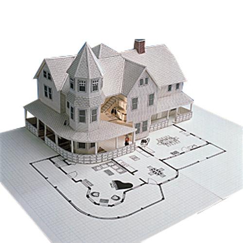 Design Works Inc 3-D Home Kit