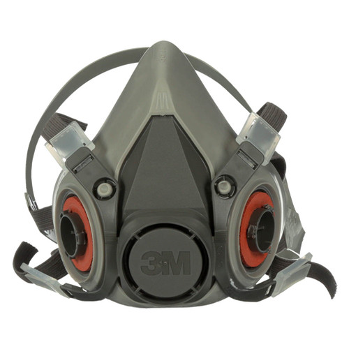 3M Half-mask Respirator, Medium