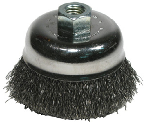 "Bosch 4"" Crimped Wire Brush"