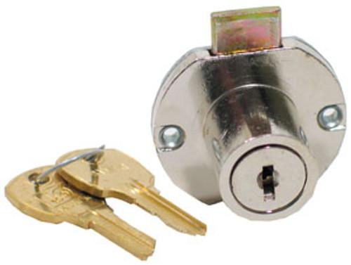 National Lock 5 Disc Tumbler Lock