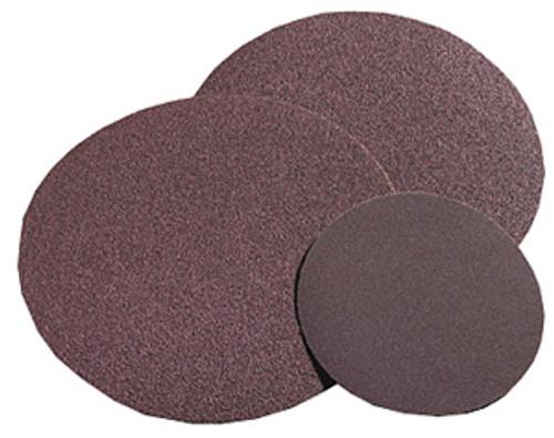 """Norton Stick & Sand Cloth Sanding Disc, 8"""", 60 Grit, 1/pkg."""