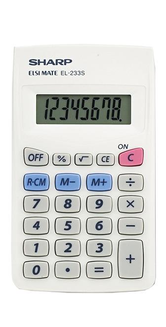 Sharp 8-Digit Calculator