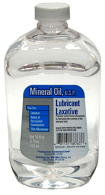 Aaron Mineral Oil