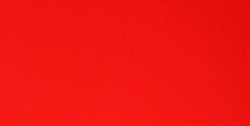 """Midland Acrylic Sheet, 1/4"""" x 12"""" x 24"""", Red"""