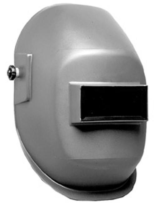 "Sellstrom Advantage Polyethylene Helmet w/Striker Module Fixed Shade 10 Lens 4-1/2"" x 5-1/4"""