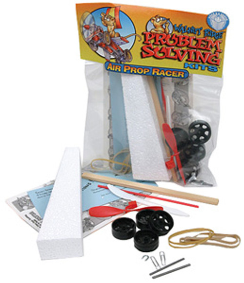 ABS Air Prop Racer, 12 Kits