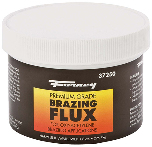 Forney All-purpose Brazing Flux 8 oz.