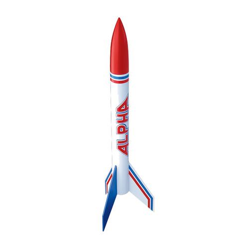 Estes Alpha Skill Level 1 Rocket, 12 Pack