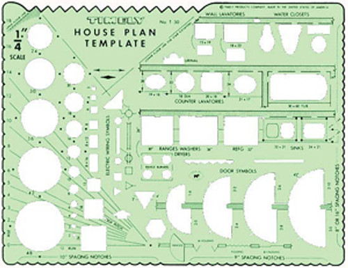 Alvin Timely House Plan Template