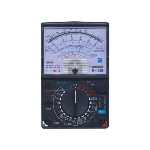 Elenco Analog Multimeter Assembled Kit