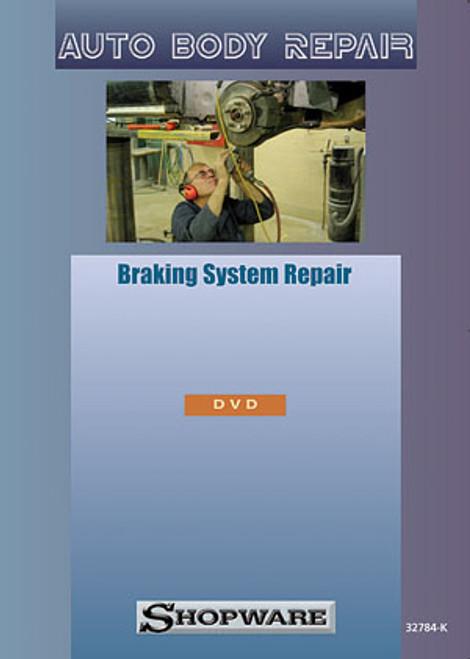 Shopware Automotive Braking System Repair DVD