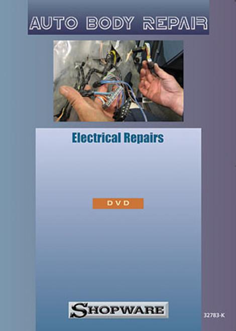 Shopware Automotive Electrical Repairs DVD