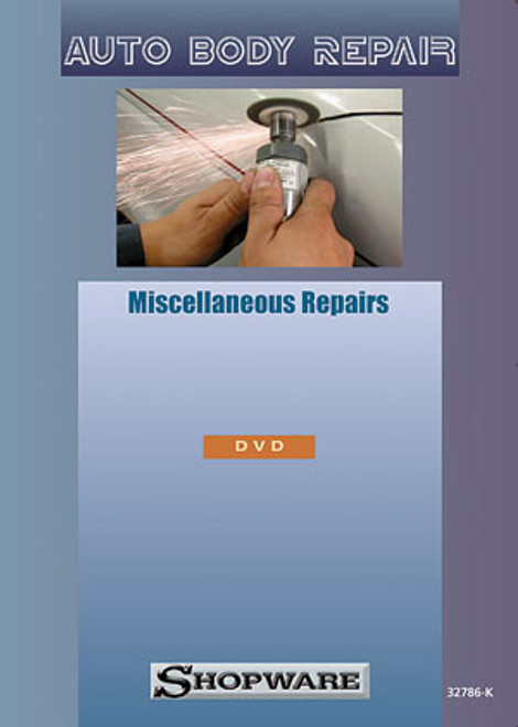 Shopware Automotive Miscellaneous Repairs DVD