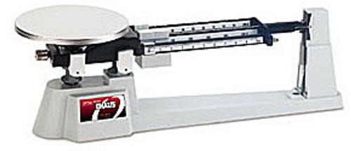 Ohaus Triple Beam Mechanical Balance Stainless steel weighing plate