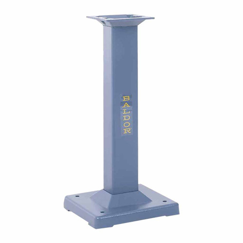 Baldor Grinder Pedestal, Cast Iron, GA16