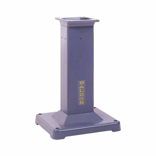 Baldor Grinder Pedestal, Cast Iron, GA20