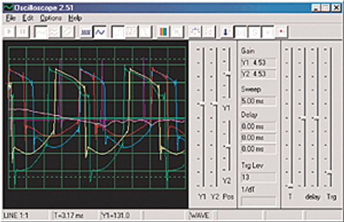 Elenco Basic Electronics Kit with Computer Interface
