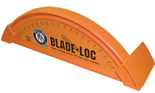 Bench Dog Blade Changing Tool