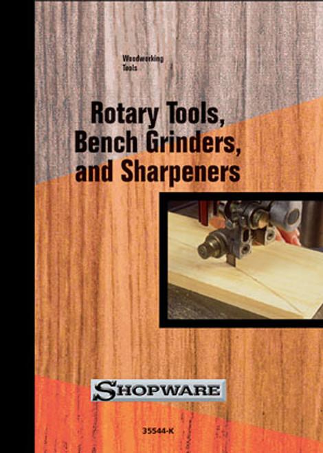 Shopware Rotary Tools, Bench Grinders & Sharpeners DVD
