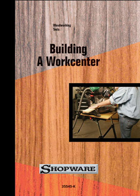 Shopware Building a Work Center DVD