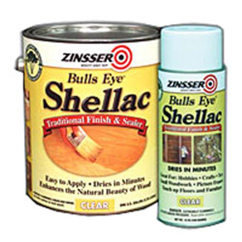 Zinsser Bulls Eye Shellac, Qt.