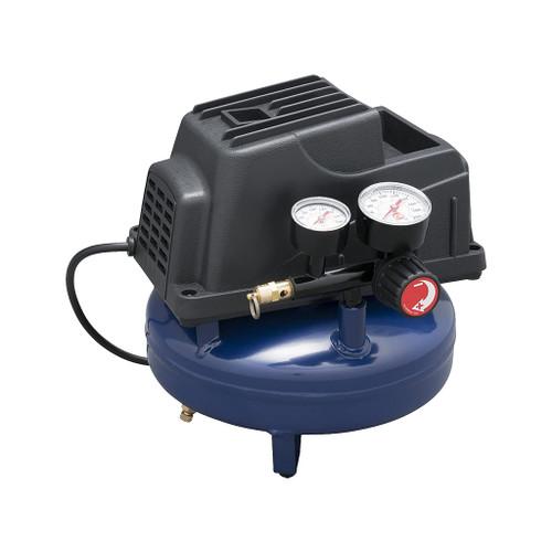 Campbell Hausfeld Portable Air Compressor, 1 Gallon Oil-Free