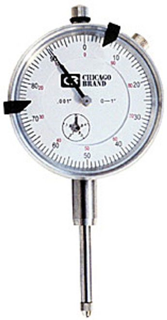 "Chicago Brand 2-1/4"" Dial Indicator"