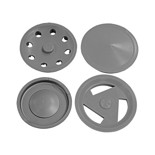 ABS Hub Cap Set, 4 of each style